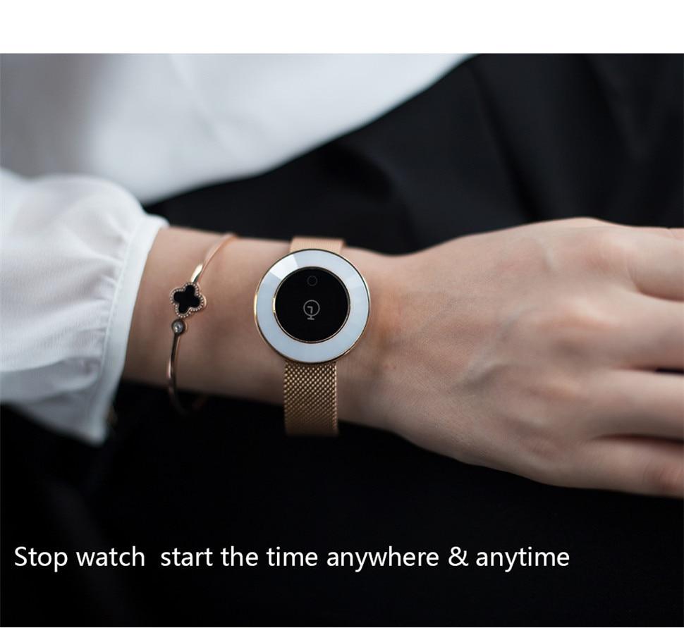YKSO IP68 Waterproof Smart Bracelet Pedometer X6 Fitness bracelet Sleep Heart Rate Monitor Smart Bracelet (21)
