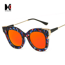 Women Cat Eye Sunglasses Brand Designer