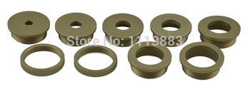 7PCS Zero Clearance Router Ring Set + 2PCS Locknuts clearance купить в москве