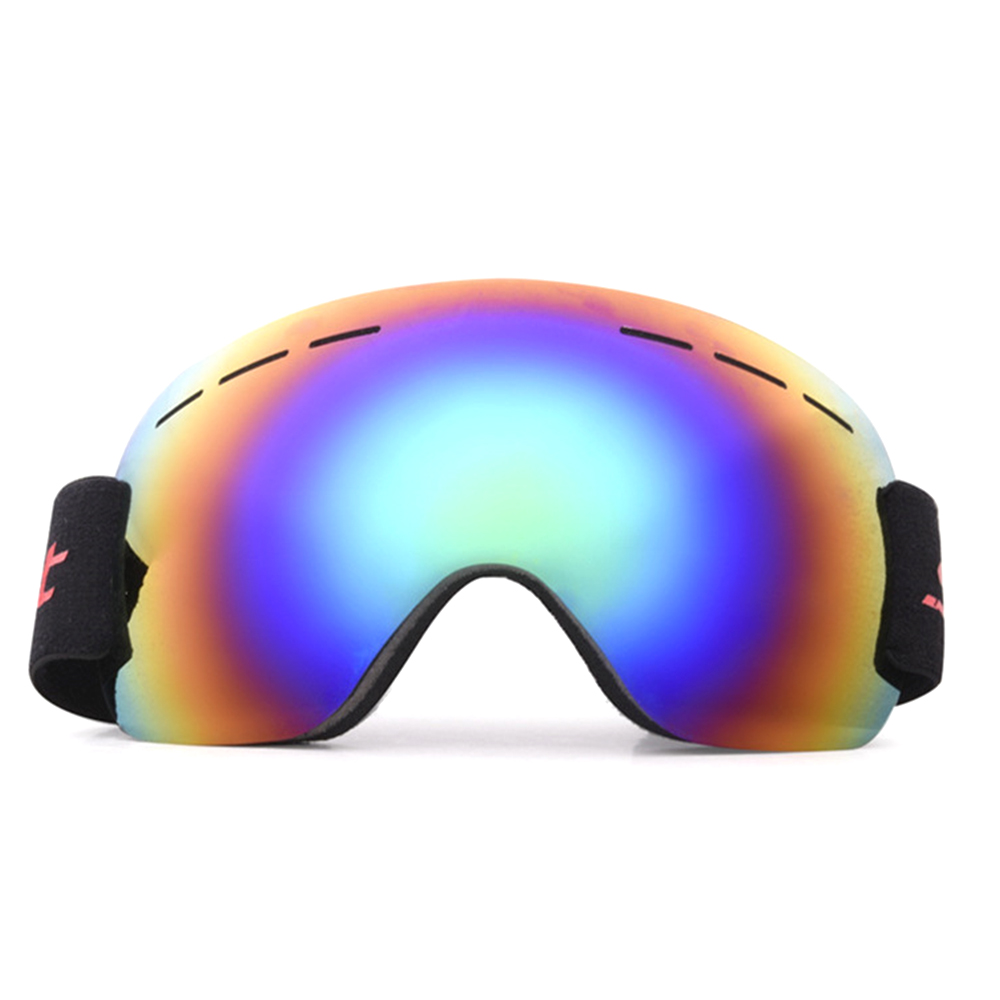 Sports & Entertainment Skiing & Snowboarding Amiable Unisex Ski Goggles Anti Uv Anti Fog 2018 Wind Mirror Snowmobiling Cycling Windproof Professional Riding Game Snowboard Waterproof Shock-Resistant And Antimagnetic