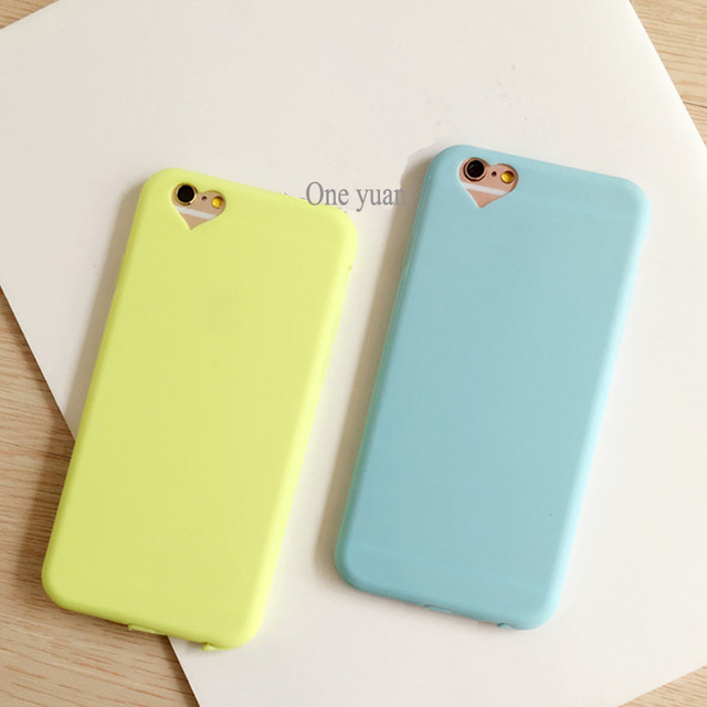 Case protective phone cases for Apple iPhone 5 SE 6 6S Plus capa Coque