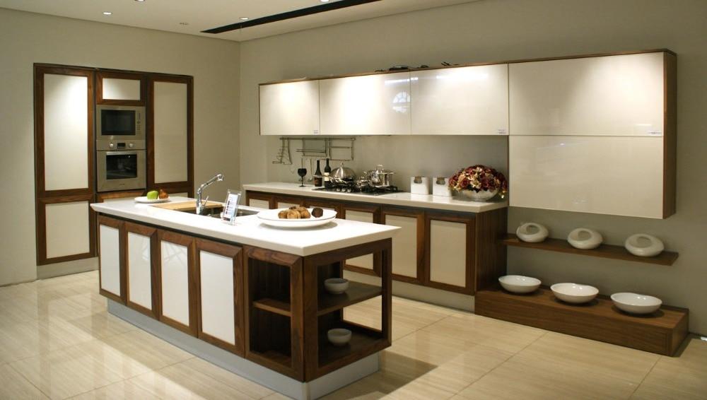 Online Kaufen Großhandel sperrholz schrank design aus China ... | {Küchenschrank modern mit glas 8}