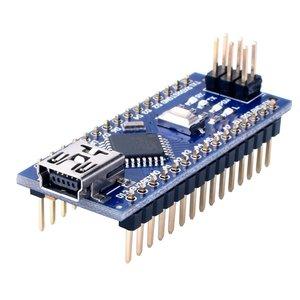 Image 5 - 10pcs Mini Nano V3.0 Atmega328p 5v 16m Micro Controller Board Module For Arduino
