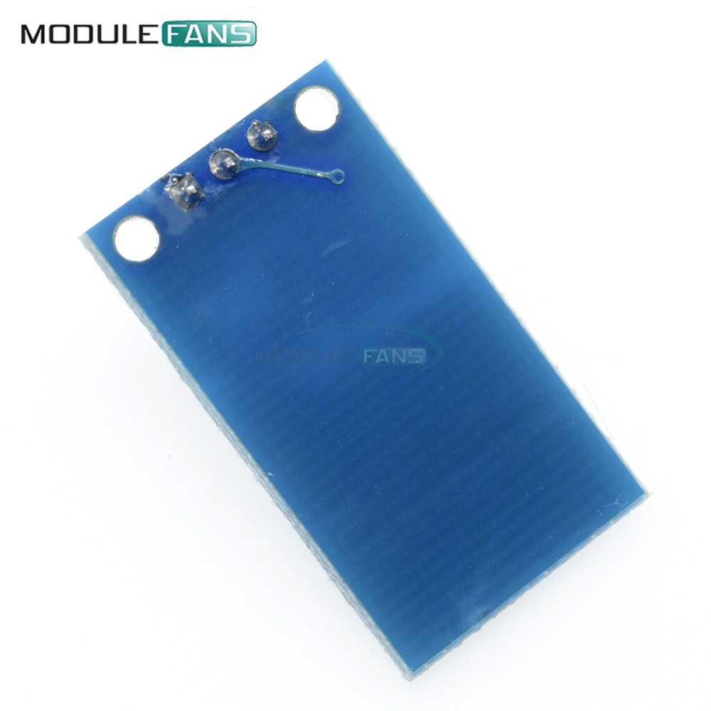 TTP223 carte de Module de capteur tactile numérique à commutateur tactile capacitif pour Arduino 2.0 V-5.5 V