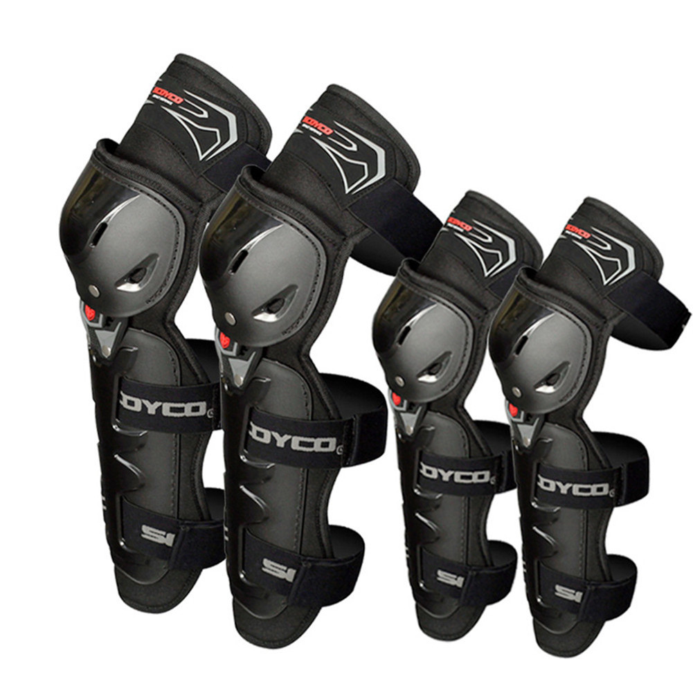 SCOYCO genouillères de protection Moto course genouillères protection Motocross Sports de plein air accessoires de protection