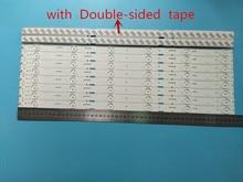 Bộ Mới 10 Chiếc 6LED 525Mm Thay Thế Cho Samsung 2013ARC48 3228N1 6 REV1.1 LSC480HN05 A48 LB 6436 B48 LW 5433 LE48A5000