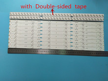 Neue kit 10 PCS 6LED 525mm Ersatz für Samsung 2013ARC48 3228N1 6 REV 1,1 LSC480HN05 A48 LB 6436 B48 LW 5433 LE48A5000