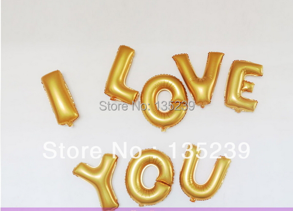 foil balloons small letter balloons a z in gold or silver full alphabet party supplies
