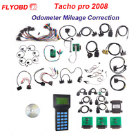 Unlocked Version Tacho pro 2008.07 Odometer Correction Tool Universal Dash Programmer 2008 Tacho Pro in stock sale