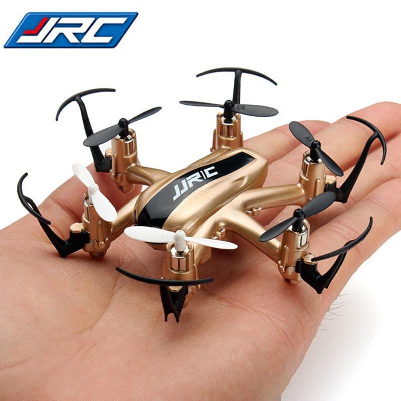 Mini дроны 6 оси RC Дрон микро Профессиональный дроны летящего вертолета забавные Радиоуправляемые игрушки Nano вертолеты jjrc H20