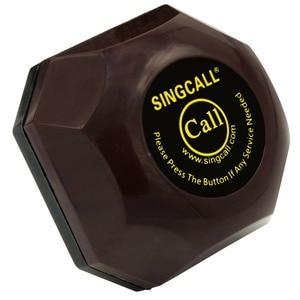 Image 5 - Singcall gäste anruf drahtlose paging system alarm anruf service 1 ape6900 neue uhr mit 10 pager call tasten