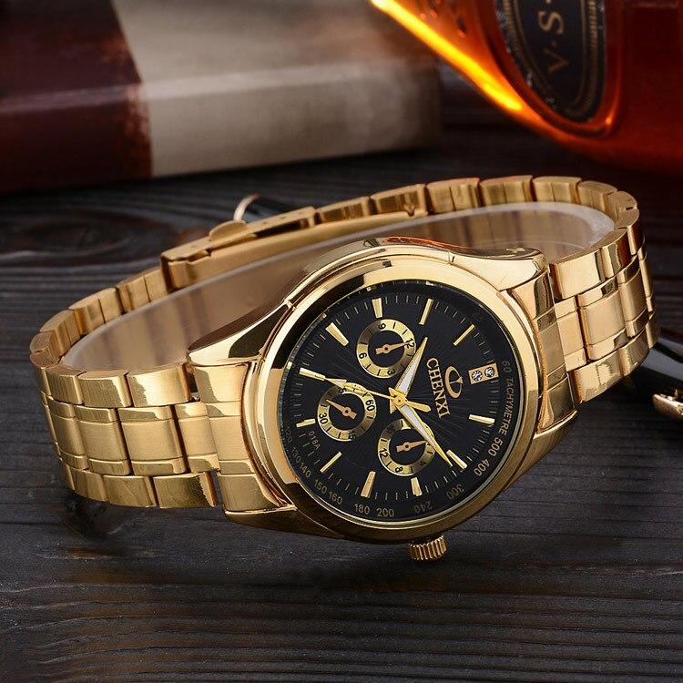 aliexpress buy chenxi gold watches top