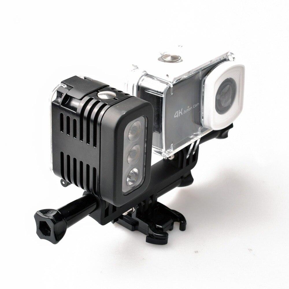 30 metara podvodni vodootporni ronilački LED Gopro LED svjetiljka - Kamera i foto - Foto 2