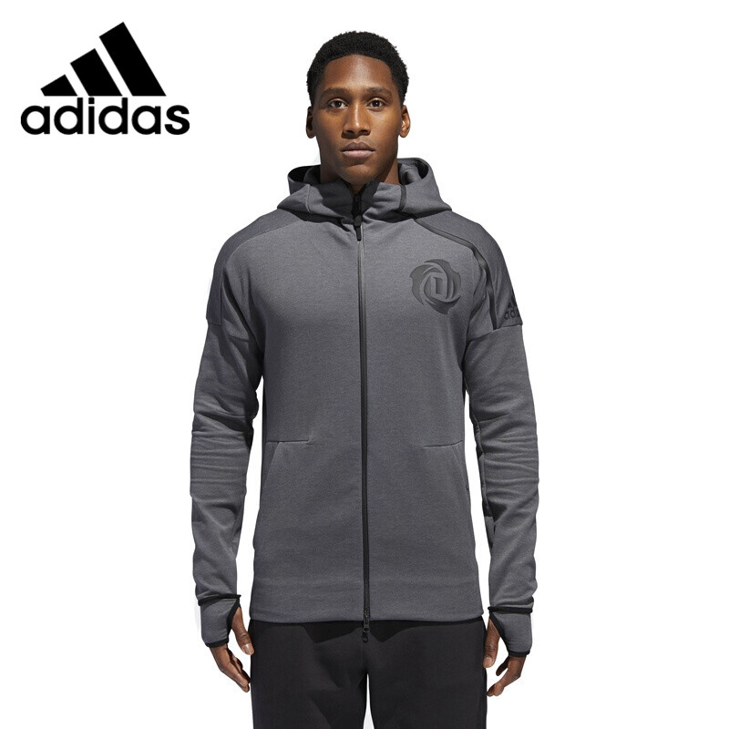 Original New Arrival  Adidas ICON ZNE HOODY Men's Running Jacket Hooded Sportswear