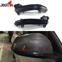 For BMW 1 2 3 4 Series X1 F20 F21 F22 F23 F30 F31 F34 F32 E84 i3 Side Wing Mirror Indicator Blinker Light Dynamic Turn Signal
