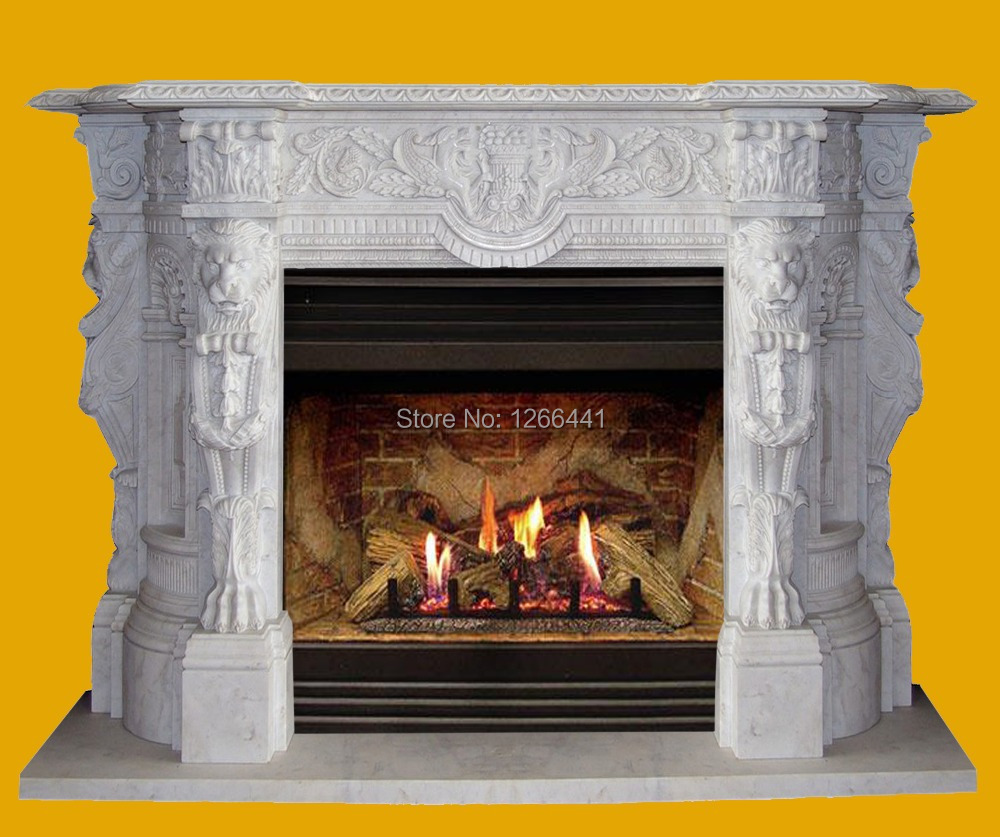 fireplace mantels marble - Popular Fireplace Mantels Marble-Buy Cheap Fireplace Mantels
