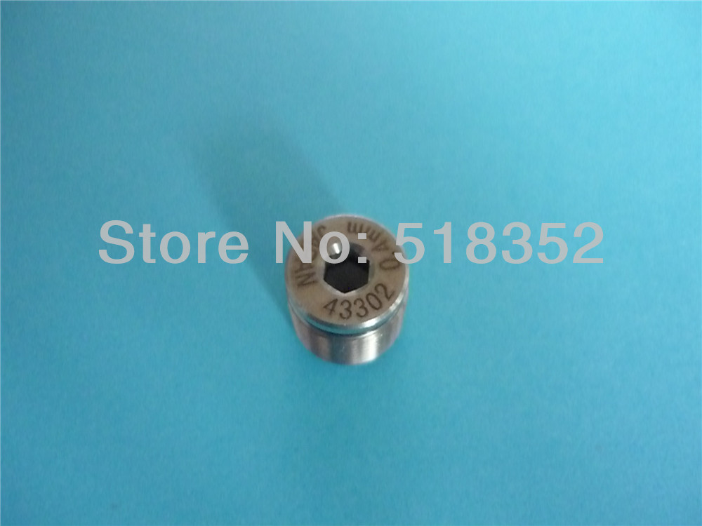 MAXI MX113 Diamond  Set Screw OD10mmx ID0.4mm x L12.5mm, WEDM-LS Wire Cutting Machine Parts and AccessariesMAXI MX113 Diamond  Set Screw OD10mmx ID0.4mm x L12.5mm, WEDM-LS Wire Cutting Machine Parts and Accessaries