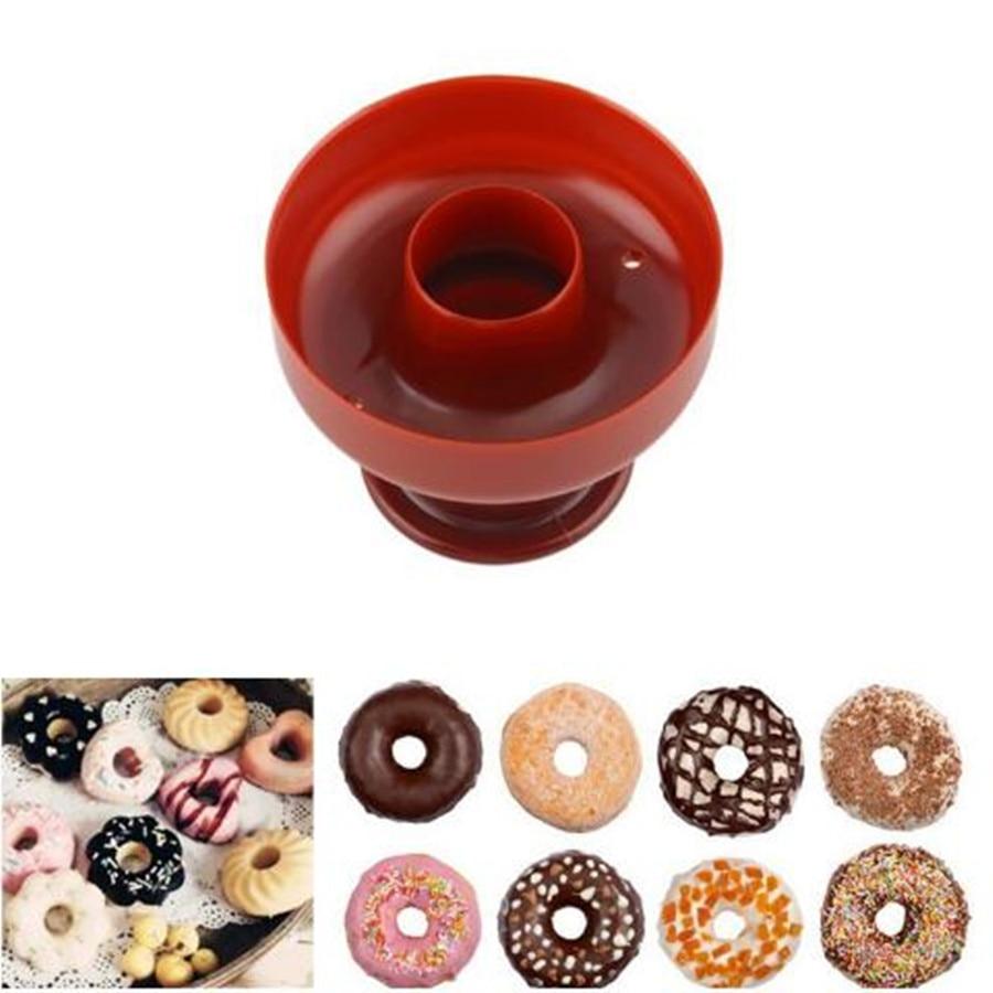 New Doughnut Donut Maker Mold Desserts Bakery Baking Mould Tool DIY.//