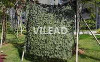 VILEAD 2.5 M * 4 M Filet Camo Rete Verde Camouflage Digitale Rete Solarium All'aperto Riparo Sniper Decorazione Tema Del Partito Coperture auto
