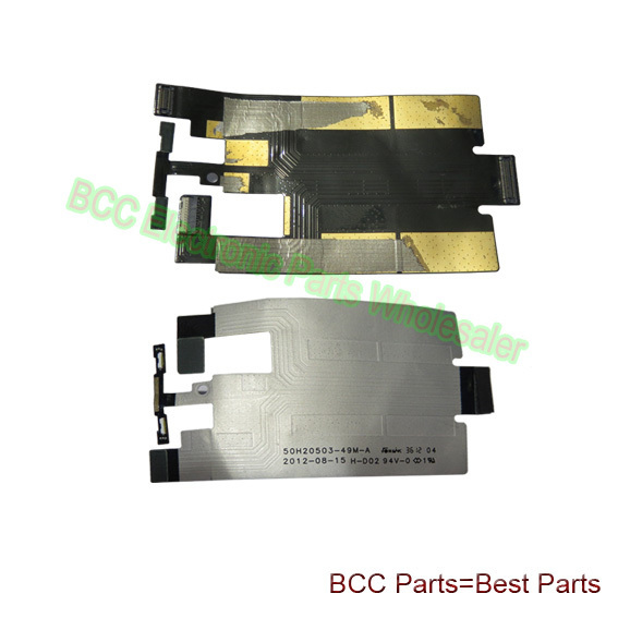 For HTC  T528T T528W T528D LCD Display Main Connection Flex Cable Original 1 Year Warranty Free Shipping