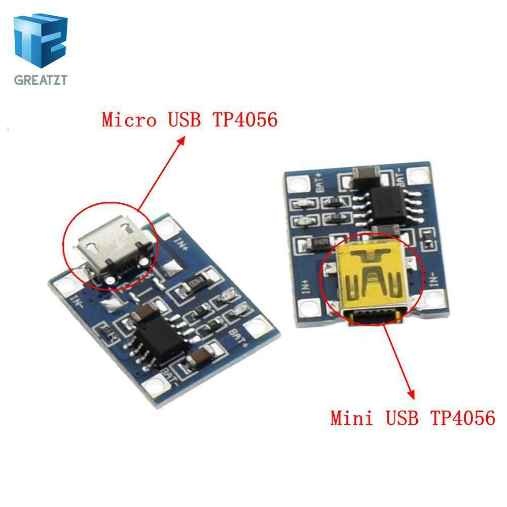 1PCS TP4056 1A Lipo Battery Charging Board Charger Module lithium battery DIY Mini USB Port + Free shipping