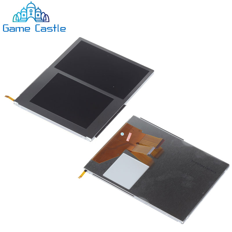 For Nintendo For 2DS TOP And Bottom LCD Screen New