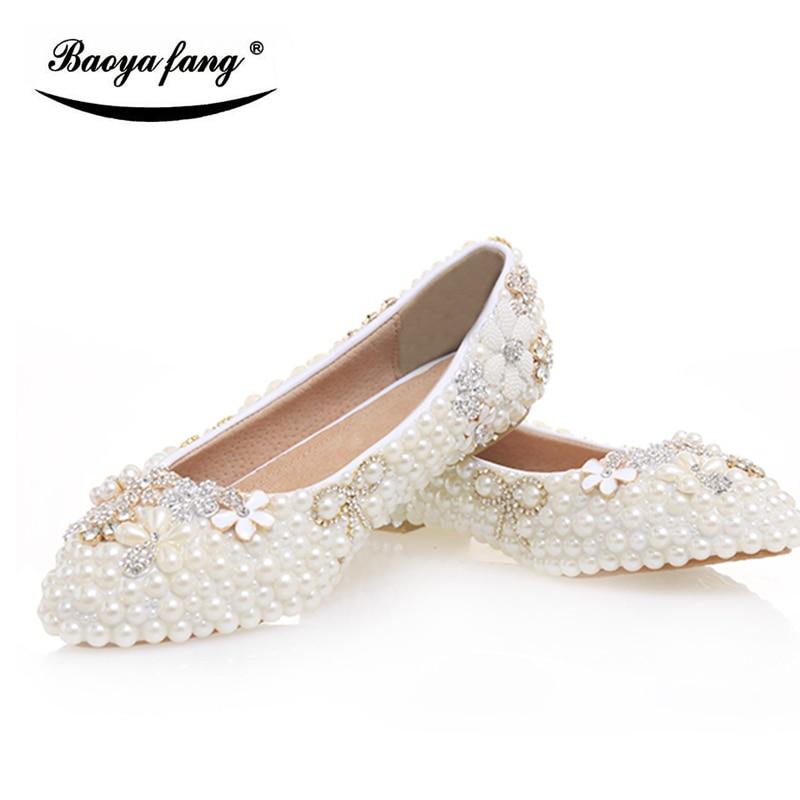 moda de zapatos planos nueva novia bajo boda mujer fiesta plantilla