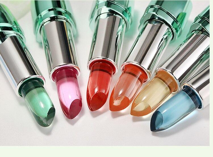 100% Natural Aloe Vera Gel Moisturising Lipstick/Lip Balm - Long Lasting Waterproof 34