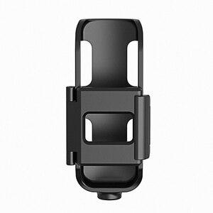 Image 1 - Карманный карданный подвес Osmo, защитная рамка, поддержка 1/4 винтов, селфи палка, штатив, крепления для dji Osmo, карманные ручные аксессуары для камеры