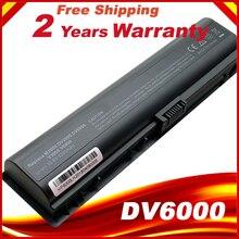 VE06 ноутбук Батарея для hp павильон HSTNN-DB42 dv2000 dv6000 V3000 V3500 V6000 dv6400 dv6700 dv2700 HSTNN-IB42 LB42