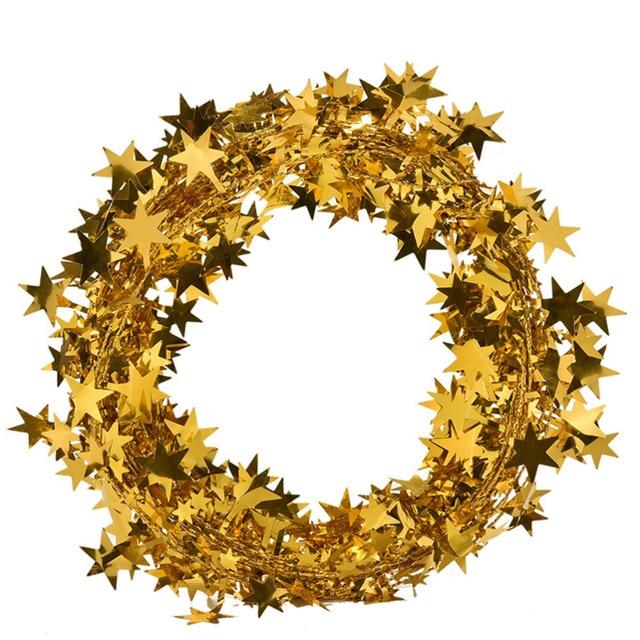 Weihnachtsbaum Hängen Sterne Pine Girlande Weihnachten Dekoration ...