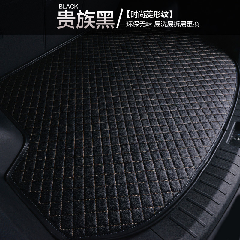 Myfmat custom trunk mats car Cargo Liners pad for SKODA Kodiaq Spaceback NEW SUPURB Superb Combi fashion classy free shipping custom cargo liner car trunk mat carpet interior leather mats pad car styling for dodge journey jc fiat freemont 2009 2017