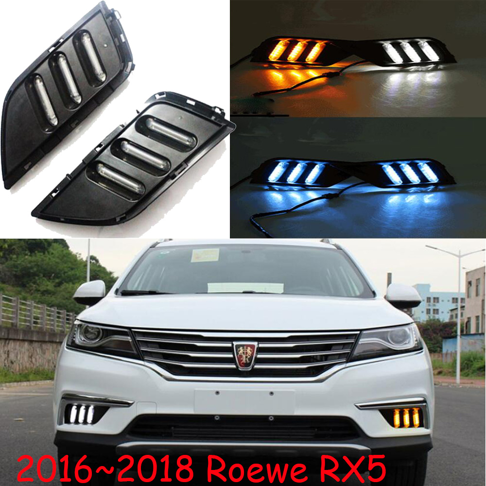 LED head light for Roewe RX5 daytime Light,2015~2018y RX5 fog light,RX5 headlight,350 550 W5 950 750;RX5 taillight