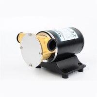 12V 24V Electric Surface Centrifugal Pump Deck Wash Engine Cooling Pump FIP 3200