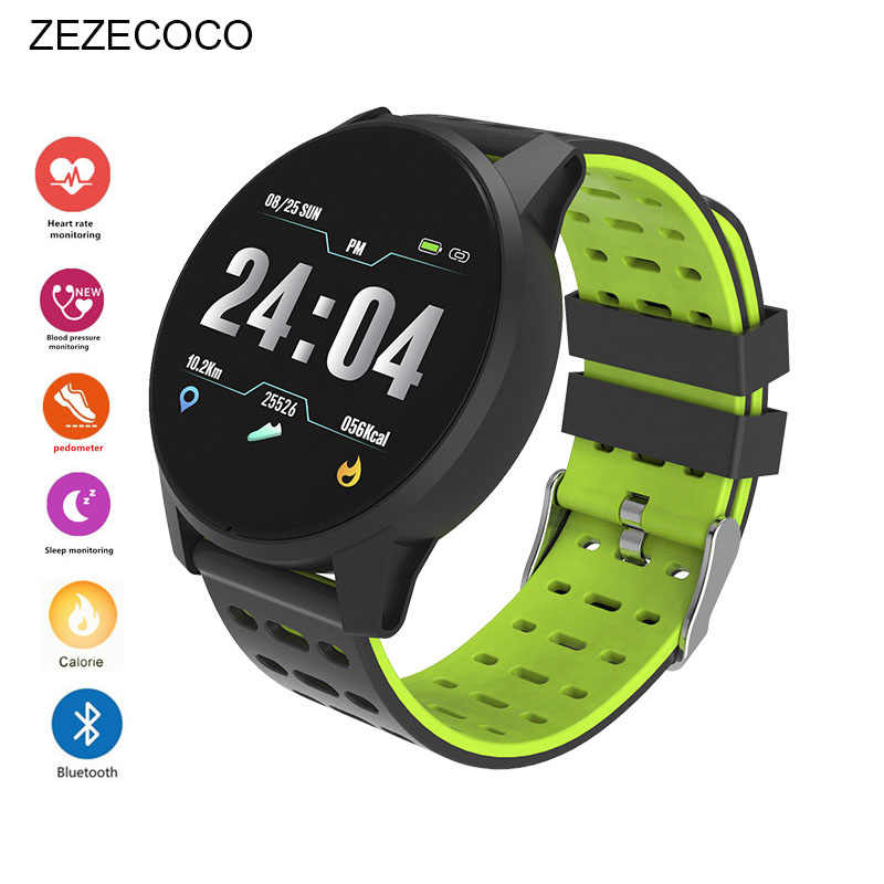 Sports Smart Watch B2 fitness bracelet activity tracker heart rate monitor blood pressure for ios Android apple iPhone relogio