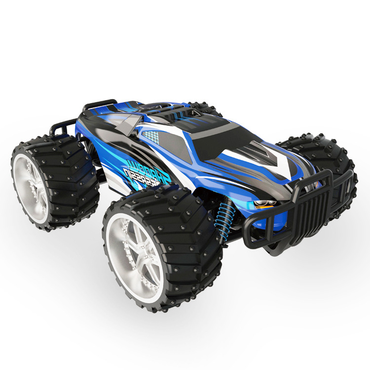 2018 Crazy game toy 9504 upgrade desert electric remote control high speed rc truck 1/16 20KM/H racing off-road truck kids toy