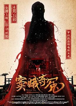 《窦娥奇冤》2017年中国大陆剧情,动作,悬疑电影在线观看