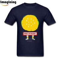 Novelty Bobs Burgers Printed T Shirts Plus Size For Boyfriend 3D Printed Tee Shirts Newest Design