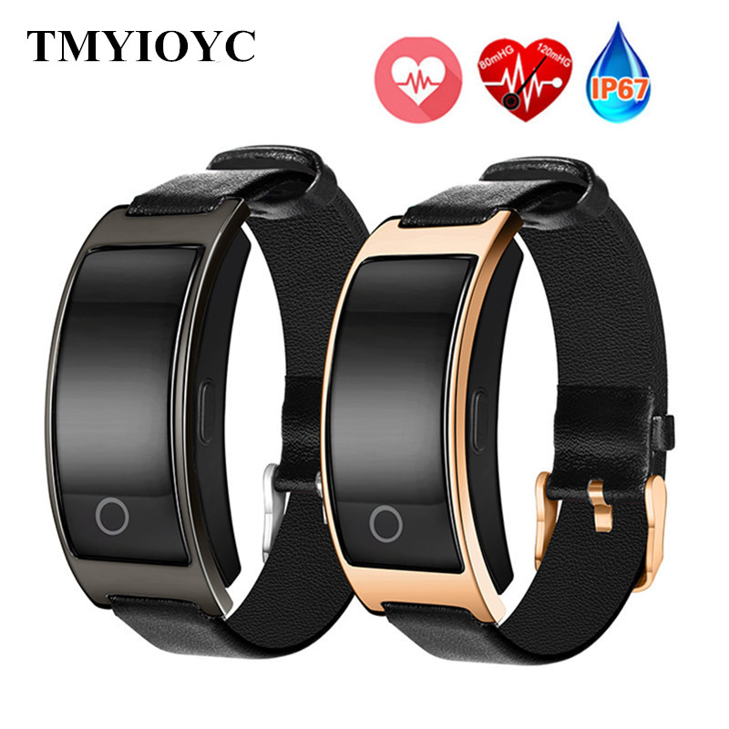 CK11S Smart Band Blutdruck Uhr Blut Sauerstoff Herz Rate Monitor Smart Armband Fitness IP67 Smart Armband pk Y5 Z11 HR3