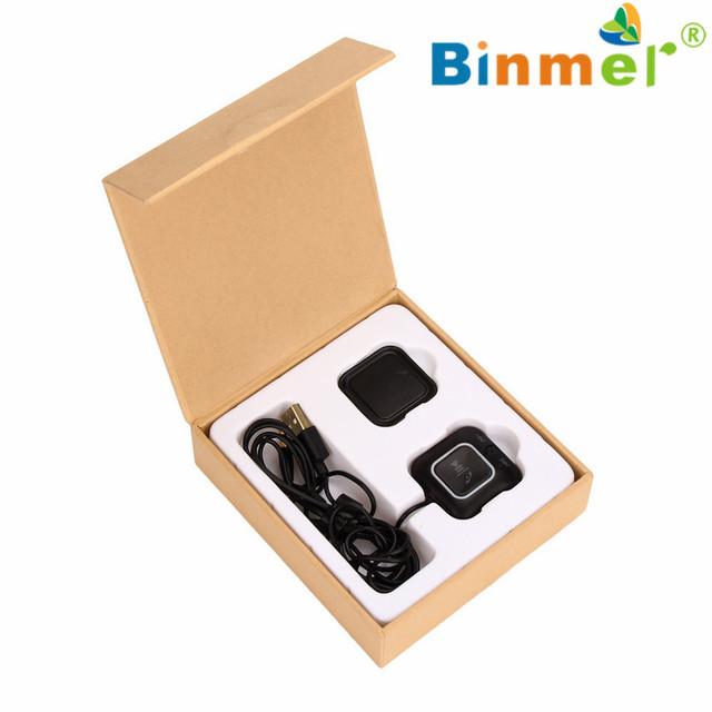 Precio de fábrica Binmer 3.5mm Adaptador AUX Audio Estéreo Receptor de Música NFC Bluetooth Car Home w/Mic de Noviembre 22