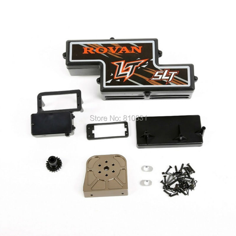 1/5 Scale LT LOSI TRUCK PARTS NEW Electric LT/SLT Conversion Kit Without Motor And Battery Rovan RC CAR Parts