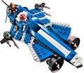 2016 Nuevo 369 unids Bela 10375 Bloques de Construcción Star Wars Jedi Starfighter Juguetes Compatible Con lepin Anakins Caza Personalizado
