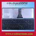 Новый RU Черный ноутбук клавиатуры для lenovo G500S с черной рамкой клавиатура PK130YB3A05
