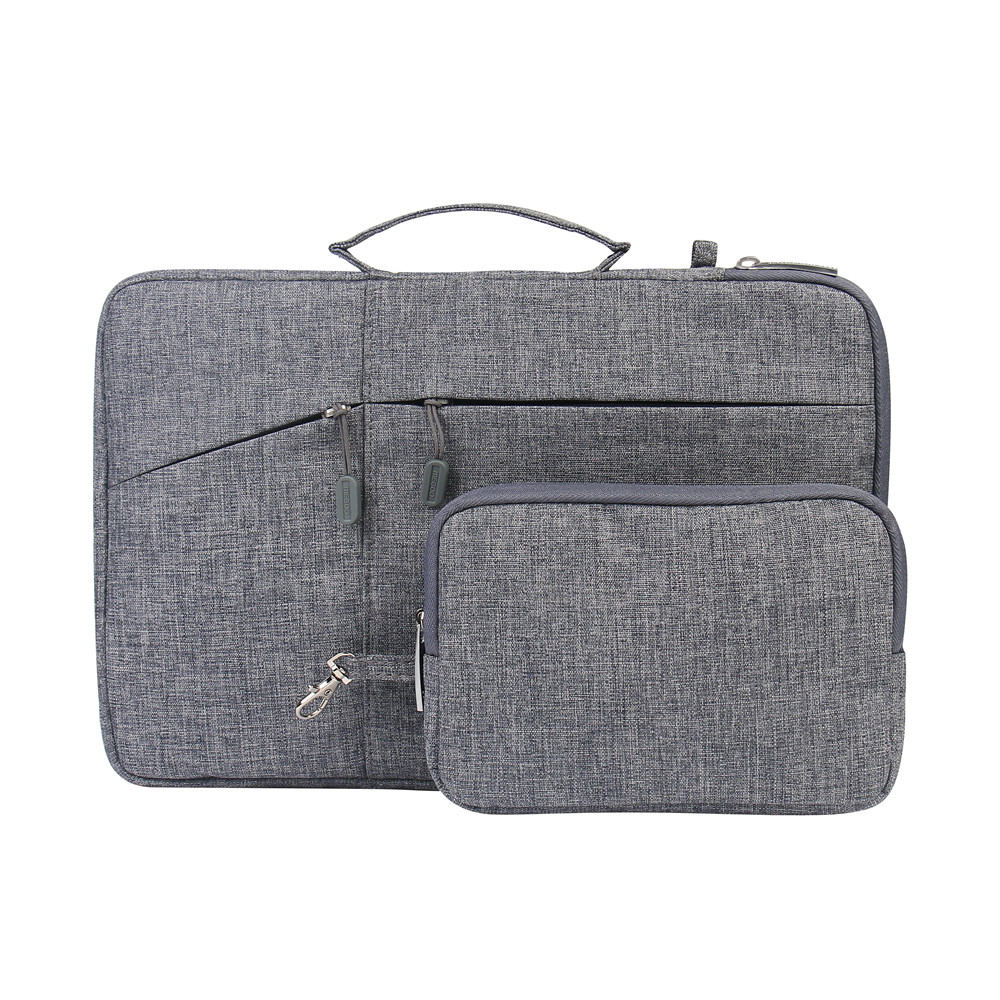 Megoo 13 Laptop Tablet Carry Case Sleeve with Charger Case Pouch for Microsoft Surface Book/Laptop 2 13.5 Macbook Air/Pro 13 megoo laptop sleeve case bag with handle pocket waterproof for xiaomi macbook air 13 3 for microsoft surface book laptop 13 5