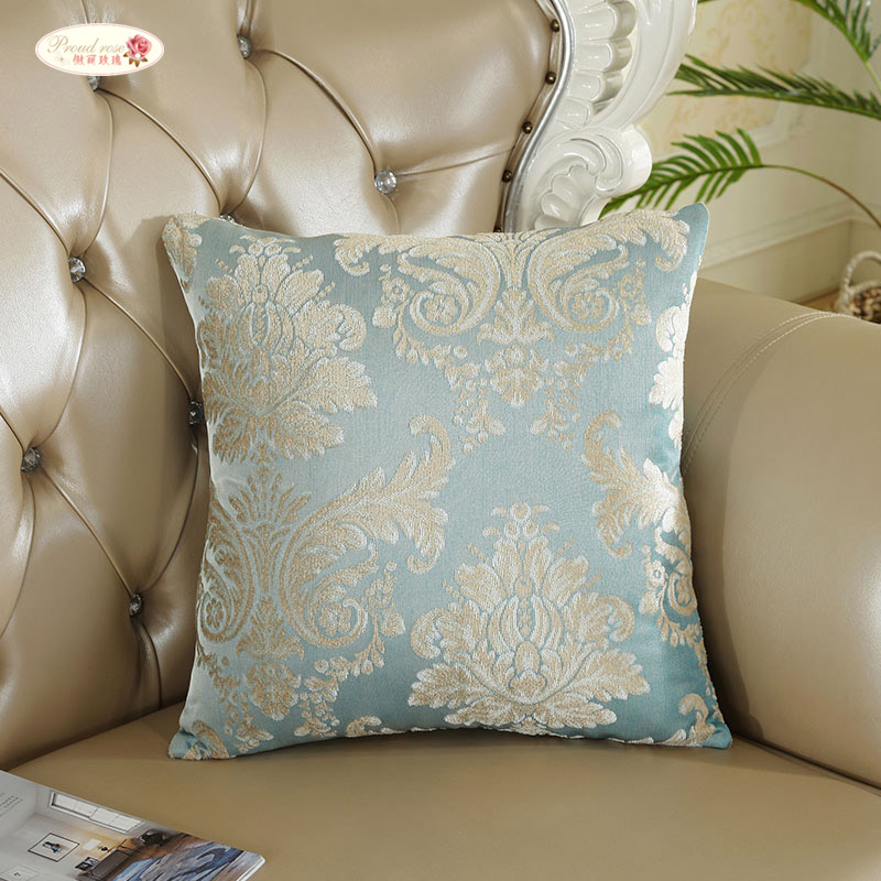 Sofa Cushions That Hold Up Proud Rose 45*45cm Back Pillow Europe Type Pillow With