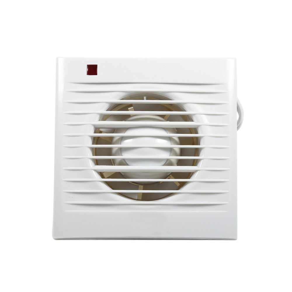Extractor fan for kitchen - 4 6 Exhaust Extractor Fan For Bathroom Toilet Ventilating Kitchen Window Wall Mounted 220v