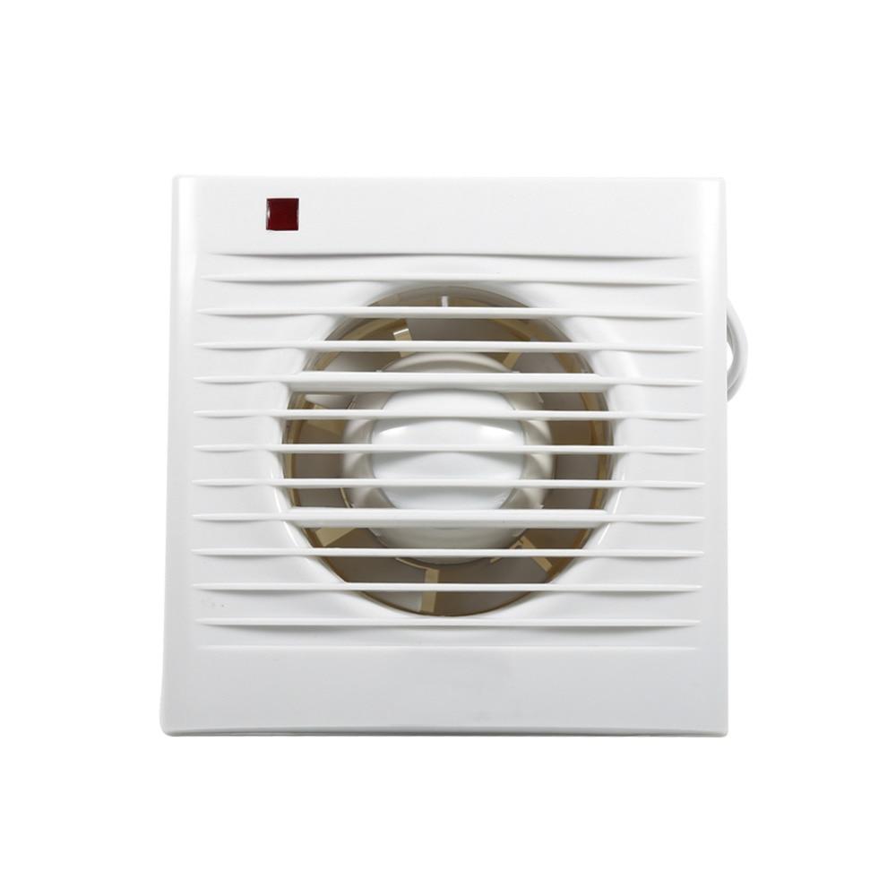 4 Inch Extractor Fan Bathroom - 4 6 exhaust extractor fan for bathroom toilet ventilating kitchen window wall mounted 220v