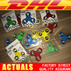 60pcs Lot In Stock DHL Free Shipping Tri Fidget Hand Spinner Puzzle Finger Toys EDC Focus