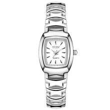 b2703bf6b82 Mulheres Relógios Top Marca de Luxo de Quartzo de Aço Inoxidável Criativo  Casuais Senhoras Presente Moda