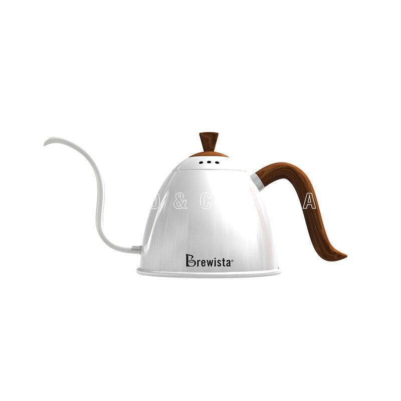 Ev ve Bahçe'ten Kahve Demlikleri'de 700ml brewista filtre kahve Isıtıcılar paslanmaz çelik kahve kapları'da  Grup 2